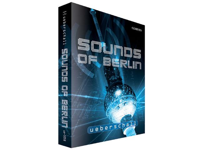 UEBERSCHALL SOUNDS OF BERLIN サウンズ・オブ・ベルリン