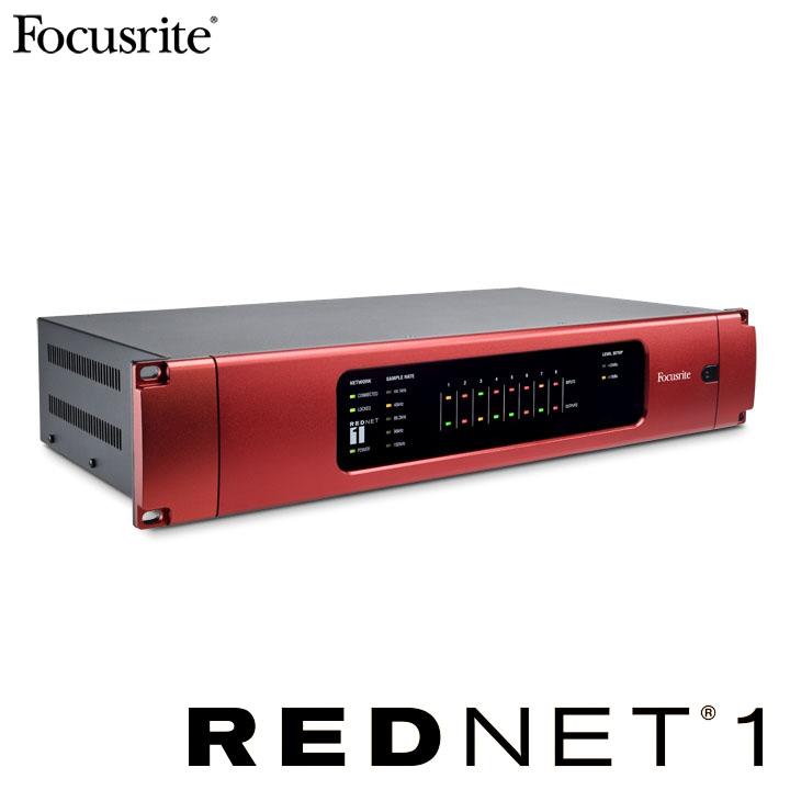 【セール】 Focusrite RedNet 1 RedNet 8チャンネルAD/DAコンバータ 1【送料無料】, アサヒムラ:679489b3 --- rki5.xyz