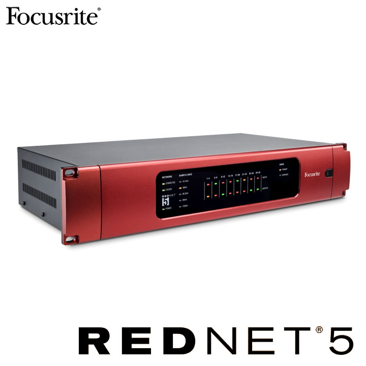 送料無料 Focusrite RedNet 5 32チャンネル Pro Tools HD インターフェイス 【送料無料】, 家具通販カグラボKAGULABO最安挑戦 c74ce7d3