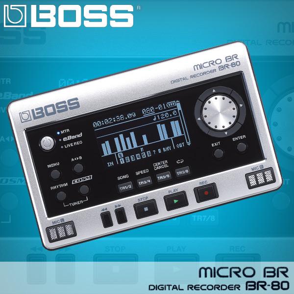 BOSS MICRO BR BR-80 【送料無料】