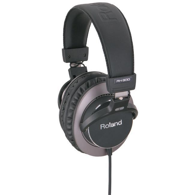 Roland RH-300 Stereo Headphones 《ヘッドフォン》 【送料無料】