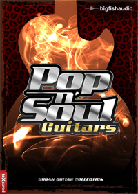 N' AUDIO BIG FISH FISH AUDIO 【smtb-u】 SOUL 【送料無料】 ポップ・アンド・ソウル・ギターズ POP GUITARS BIG