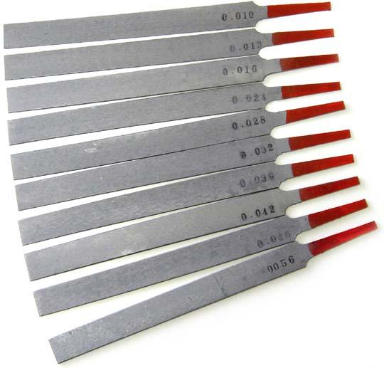 リペア用品!!ナットやすり HOSCO Luthiers Tools TL-NF10 (ナットやすり)(ご予約受付中)