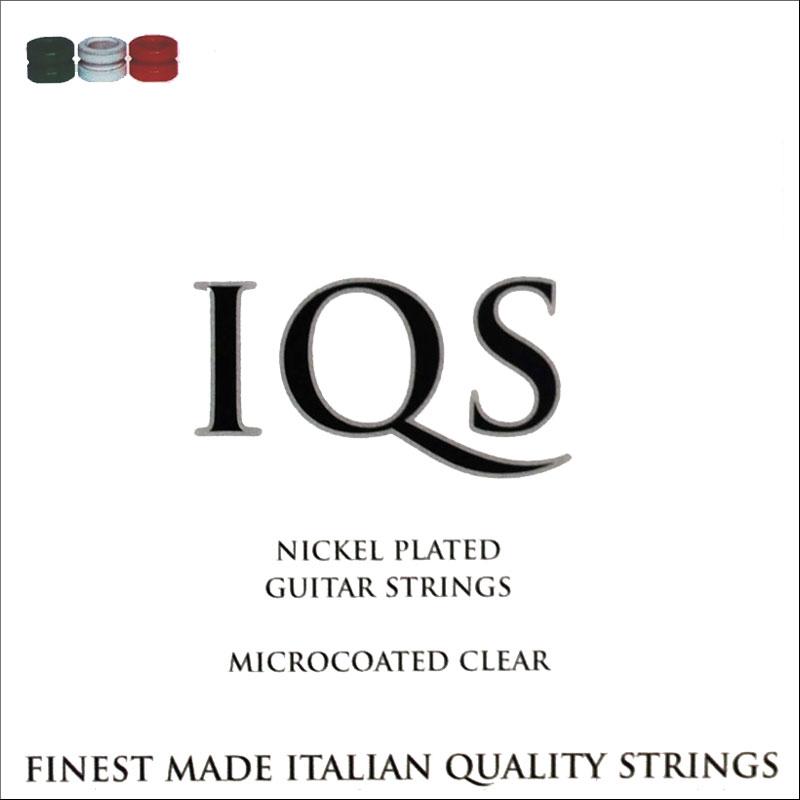 IQS NPM1046, Nickel Microcoat Clear (10-46) 《エレキギター弦》【12セット】【送料無料】