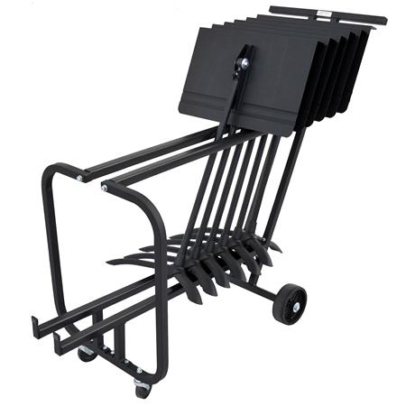 Manhasset M1920 Short Storage Cart 《譜面台収納カート(ショート)》【送料無料】