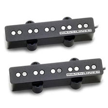 Seymour Duncan 5-string Passive Single Coil SJ5s-67/70 Set(SJ5n-67/70+SJ5b-67/70) 【受注生産品】 《5弦ベース用ピックアップ》【送料無料】