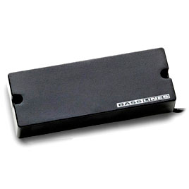Seymour Duncan Active Phase II ASB2-5n【受注生産品】 【ネック用】 《ベース用ピックアップ/アクティブ》【送料無料】