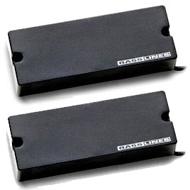 Seymour Duncan Active Phase II ASB2-5s set(ASB2-5b+ASB2-5n)【受注生産品】 《ベース用ピックアップ/アクティブ》【送料無料】