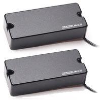 Seymour Duncan Blackouts for Bass ASB-BO-4s set (ASB-BO-4b +ASB-BO-4n) 《ベース用ピックアップ/アクティブ》【送料無料】[受注生産品]