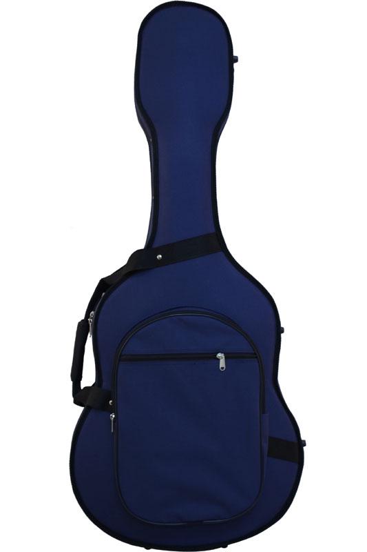 Gaosijia G-5003 (Blue)《クラシックギター用セミハードケース》【送料無料】