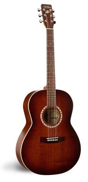 Art&Lutherie (アート&ルシアー) Folk Cedar Antique Burst《アコースティックギター》【送料無料】【smtb-u】【次回入荷分ご予約受付中】