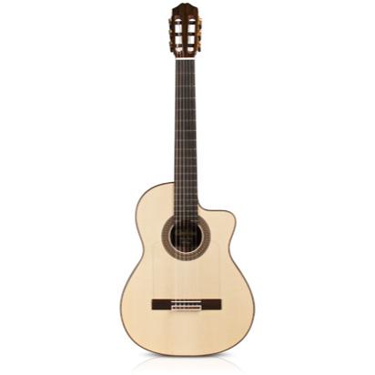 CORDOBA 55FCE Negra 《クラシックギター》【送料無料】【ご予約受付中】