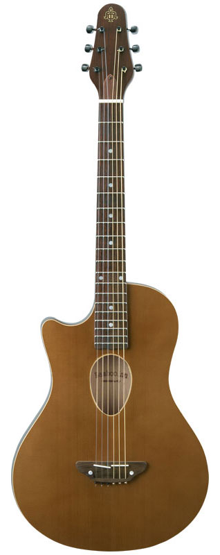 ESP BambooInn-K-LH《Charプロデュース・コンパクトナイロン弦アコースティックギター》【レフトハンドモデル】【送料無料】