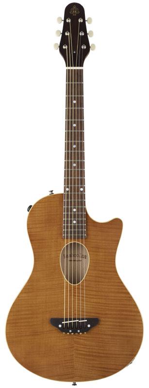 ESP BambooInn-CE(Natural)《Charプロデュース・コンパクトエレアコギター》【送料無料】