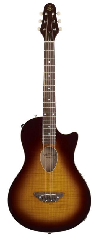 ESP BambooInn-CE(Tobacco Sunburst)《Charプロデュース・コンパクトエレアコギター》【送料無料】
