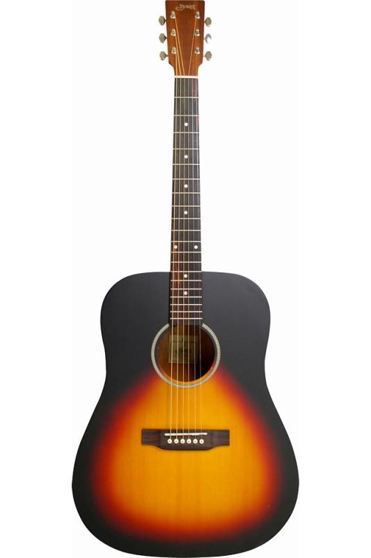 S.Yairi YD-04/VS (Vintage Sunburst)《ミディアムスケール・アコースティックギター》【送料無料】