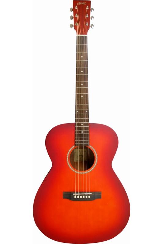 S.Yairi YF-04/CS (Cherry Sunburst)《ミディアムスケール・アコースティックギター》【送料無料】(ご予約受付中)