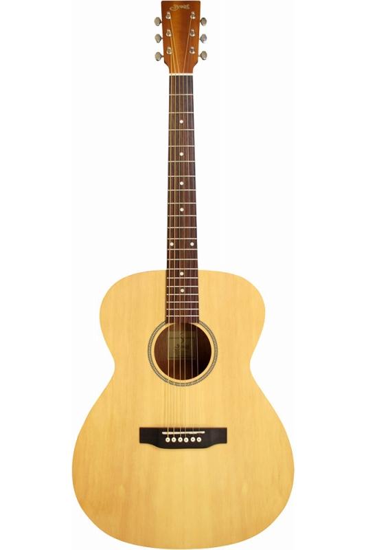 S.Yairi YF-04/NTL (Natural)《ミディアムスケール・アコースティックギター》【送料無料】