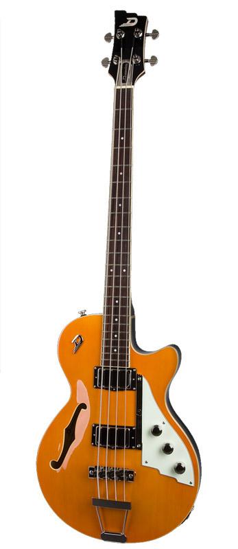 Duesenberg Starplayer Bass DBB-TO (Trans Orange)【送料無料】【次回入荷分予約受付中】