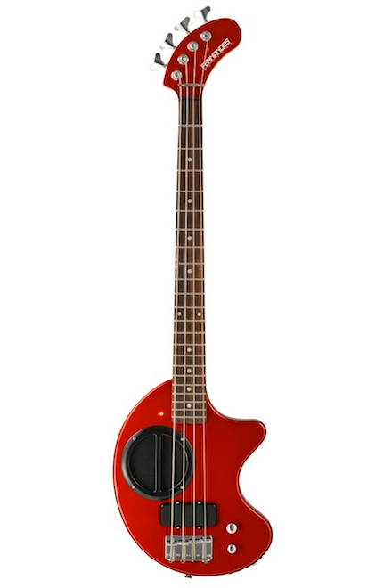Fernandes ZO-3 BASS (Candy Apple Red)(送料無料)(マンスリープレゼント)(ご予約受付中)