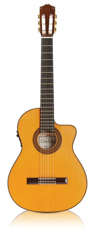 Cordoba Series Espana 55FCE《クラシックギター》【送料無料】