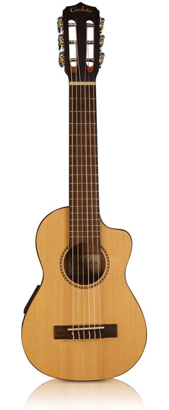 Cordoba Series Miniguitar Guilele CE《クラシックギター》【送料無料】【smtb-u】