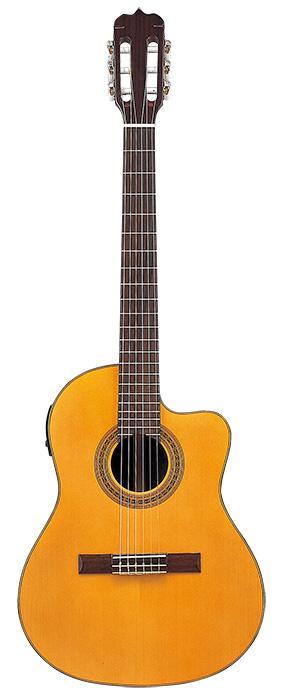 Sepia Crue セピアクルー CE430【エレクトリッククラシックギター】【送料無料】【ケース付き】 [CE-430]