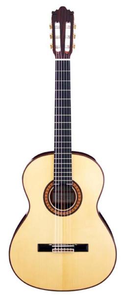 ホセ・ラミレス Estudio Model 3N-AE 636【送料無料】【今なら足台&オーガスチン弦が付いてくる!】
