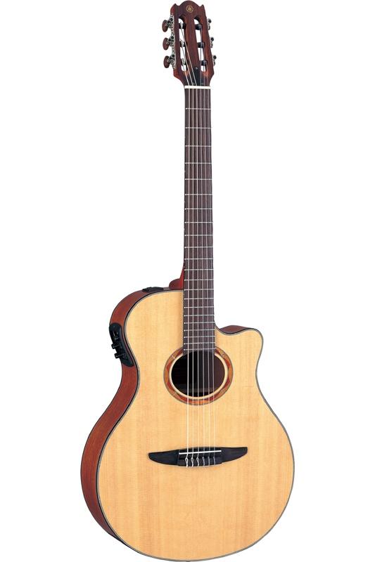 YAMAHA NX series NTX700 (Natural Gloss) 《エレクトリッククラシックギター》 【送料無料】