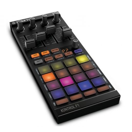 Native Instruments Native Instruments TRAKTOR KONTROL F1【送料無料】