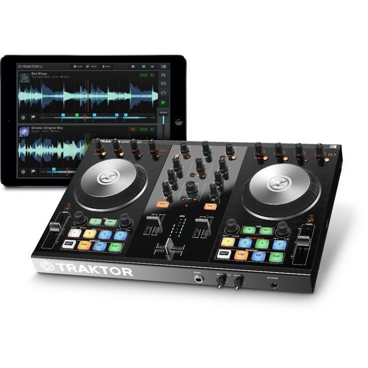Native Instruments Native Instruments TRAKTOR KONTROL S2【送料無料】
