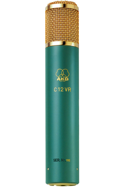 AKG C 12 VR 《コンデンサーマイク》【送料無料】【受注生産品】