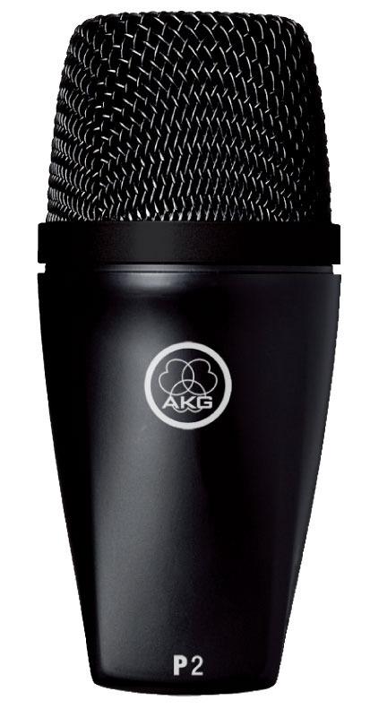 AKG P 2 《ダイナミックマイク》【送料無料】