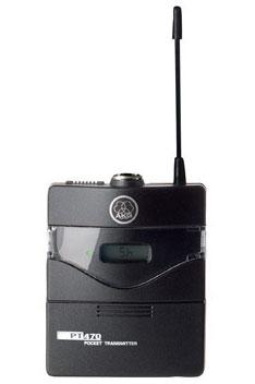 AKG PT 470 《ワイヤレスシステム/ボディーパック型受信機》【送料無料】
