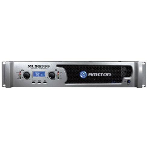 AMCRON XLS2000 《パワーアンプ》【送料無料】