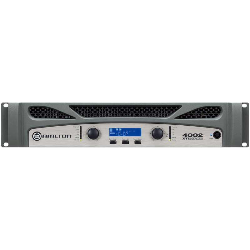 日本限定 AMCRON XTi4002 《パワーアンプ》 AMCRON【送料無料】, クロダショウチョウ:cb0fc4f8 --- canoncity.azurewebsites.net