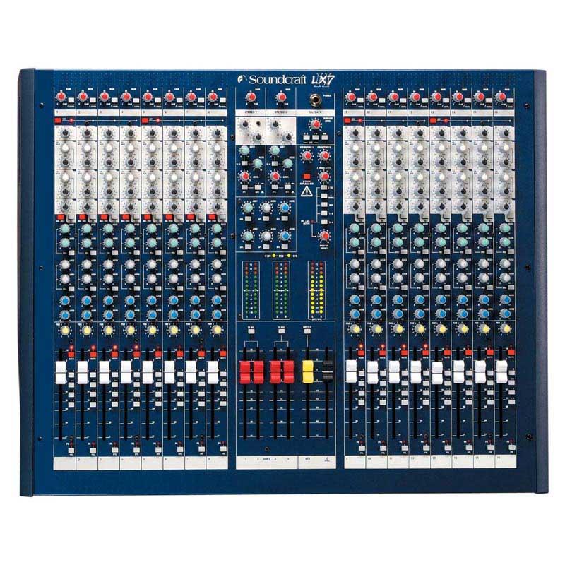 SOUNDCRAFT LX7 II 16ch《ミキサー》【送料無料】