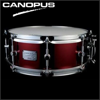 CANOPUS Neo-Vintage Series Snare Drum NV60M3S-1455 14