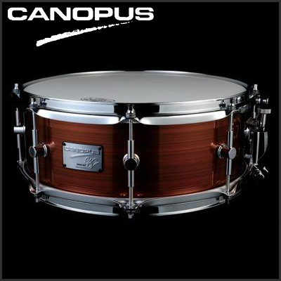 CANOPUS Neo-Vintage Series Snare Drum NV60M3S-1465 14