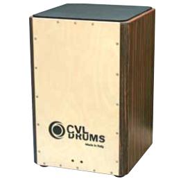 CVL DRUMS DRUMS NO CVL EDGE (ZEBRA)《カホン》【送料無料 NO】, ペットスタジオ:9c38689e --- officewill.xsrv.jp