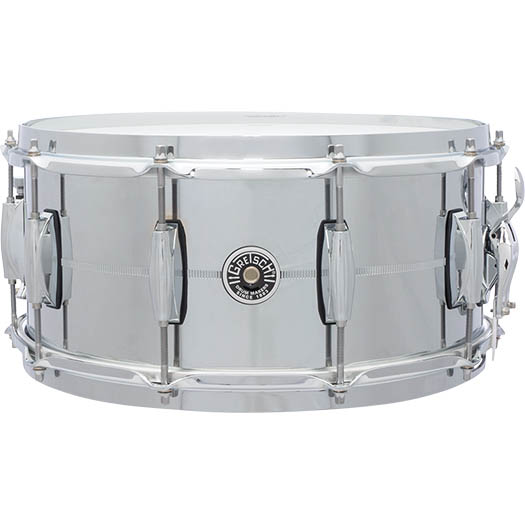 Gretsch Drums Chrome Over Steel Shell Snares GB-4164S (14