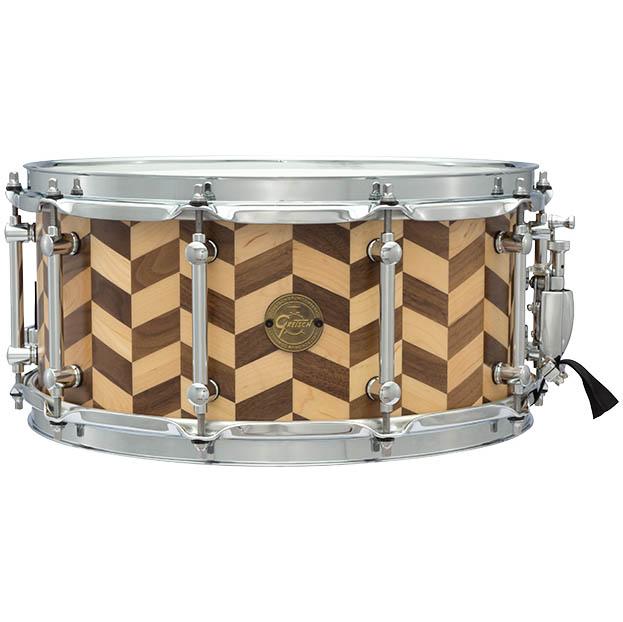 Gretsch Drums Zig Zag Snares S1-6514SSZZMW (14