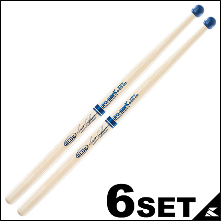 PRO-MARK スネアスティック System Blue TXXB3 Scott Johnson - Rubber Tipped (431 x 17.8mm) [TXXB3 SCOTT JOHNSON]【6セット】【送料無料】