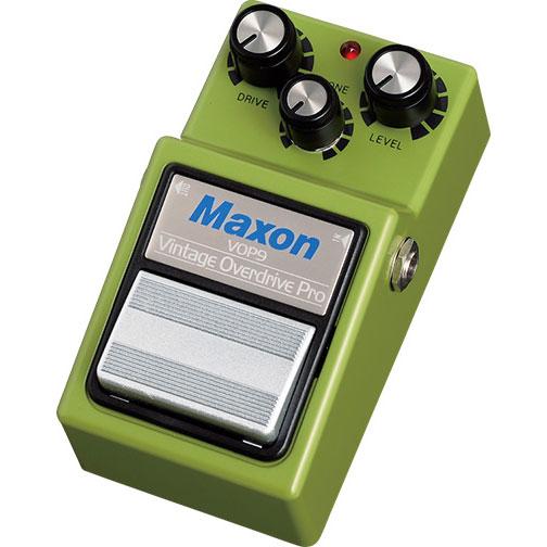 《オーバードライブ》【送料無料】 Maxon Pro Vintage Overdrive VOP9