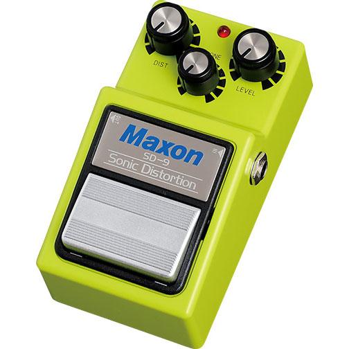Maxon SD9 Sonic Distortion 《ディストーション》【送料無料】