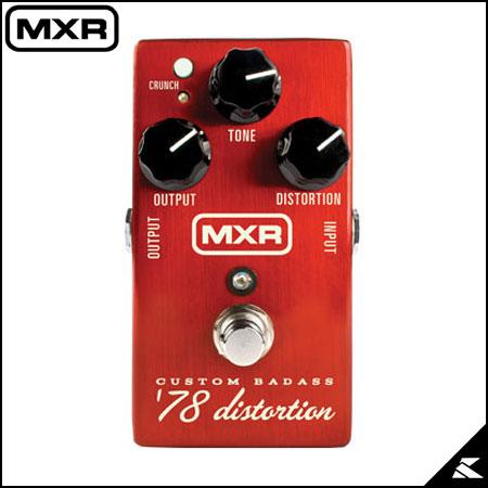 MXR M78 Custom Badass '78 Distortion 《ディストーション》