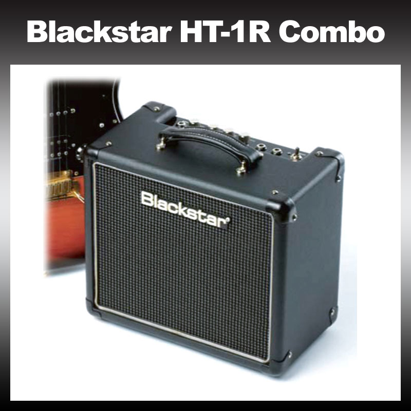 Blackstar HT-1 Series / HT-1R Combo with Reverb 《ギターアンプ/コンボアンプ》【送料無料】