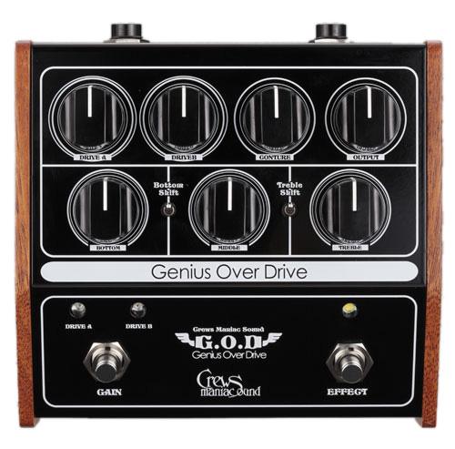 Crews Maniac Sound G.O.D/Genius Over Drive 《オーバードライブ》 【送料無料】【smtb-u】【次回入荷分ご予約受付中】