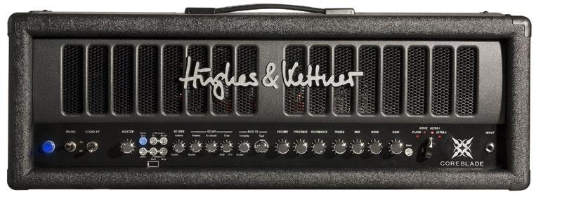 Hughes&Kettner Coreblade Head 【デジタルエフェクト搭載のHEAD AMP】 【smtb-u】