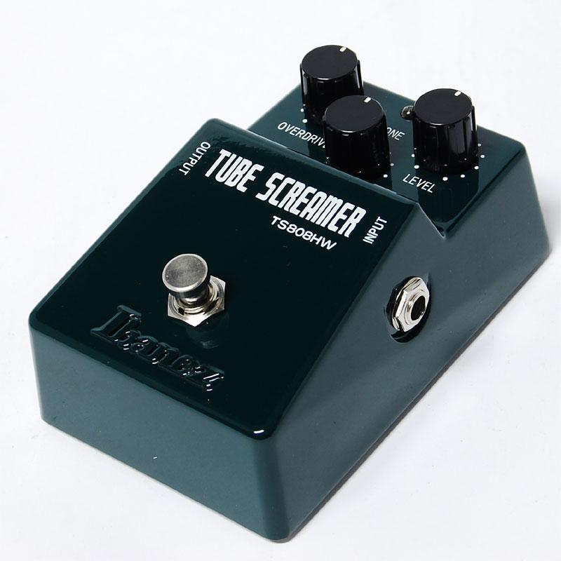 Ibanez Effector Series TS808HW Tube Screamer (ハンドワイヤリング)(送料無料)【ご予約受付中】